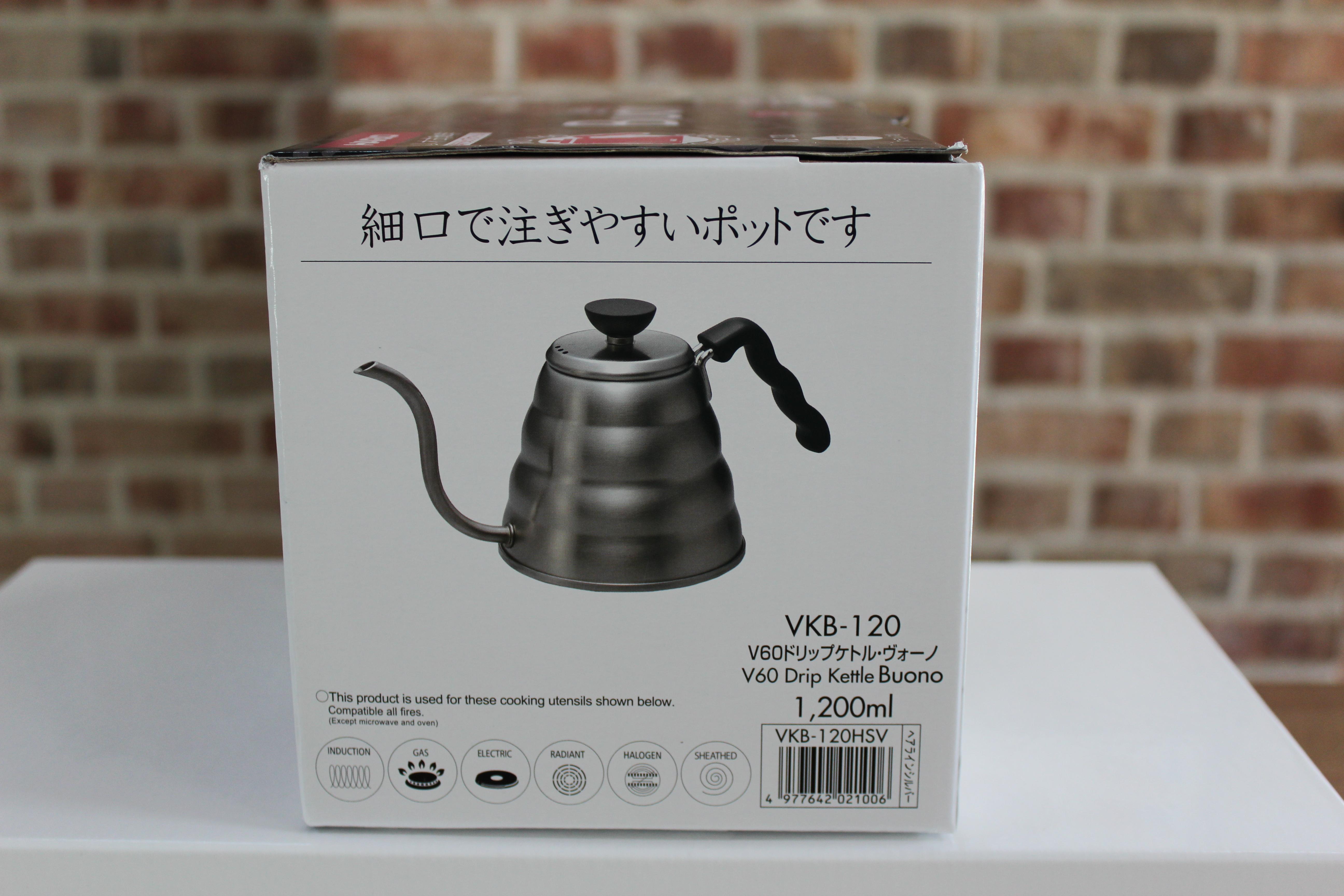 Coffee drip kettle Buono von Hario